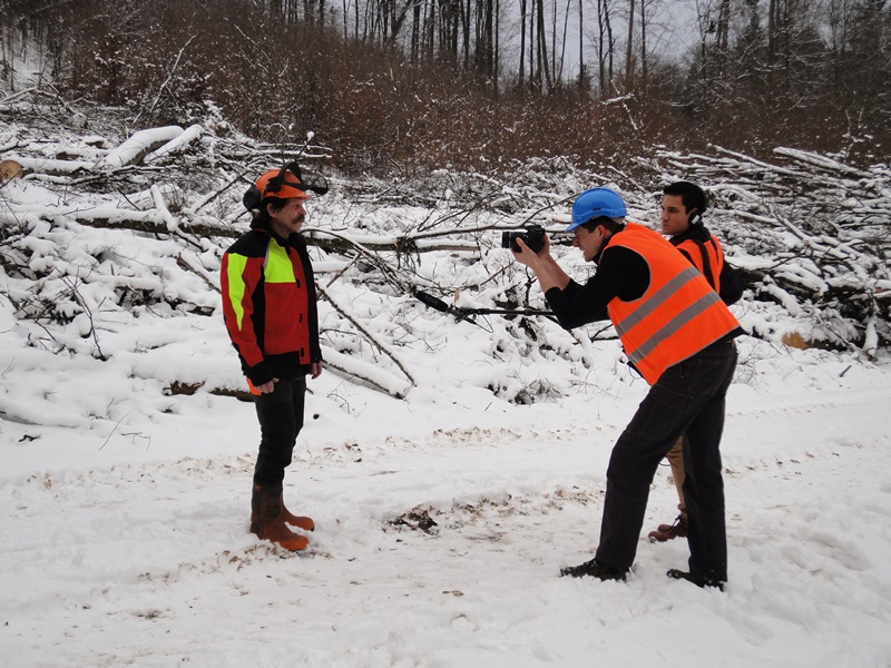 2017-01-11-Dreharbeiten Forstmaschinenfuehrer 6